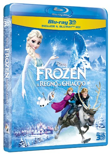Frozen - Il Regno di Ghiaccio 2D+3D (2 Blu-Ray)