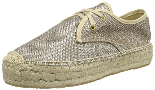 ReplayClen - Espadrillas Donna , Oro (Gold (GOLD 26)), 38