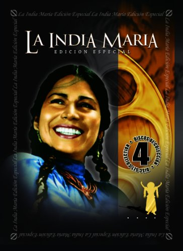 La India Maria: Special Edition, 4 Pack Vol. 1