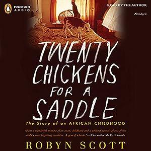 Twenty Chickens for a Saddle Audiobook
