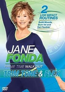 Jane Fonda: Trim, Tone & Flex [DVD]