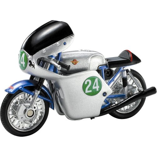 New Ray Ducati 1960 Bicilindrico 250 Replica Motorcycle Toy - 1:32 Scale
