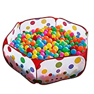 Baby Ball Pool Foldable Kids Popup Pi…