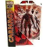 Diamond Select Toys Marvel Select Carnage Action Figure