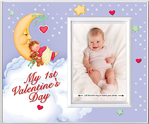 My First Valentine's Day Picture Frame Gift - 1