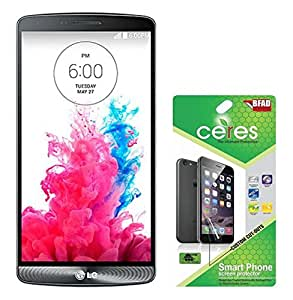Ceres AquaShieldz Two Ultra Clear & Two Matte Screen Guard Protector For LG G3 (Pack Of 4)
