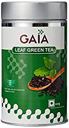 Gaia Green Tea Leaf, 100G