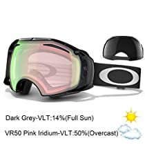 Oakley Airbrake Asian Fit Goggles 2013