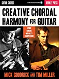 Creative Chordal Harmony for Guitar: Using Generic Modality Compression
