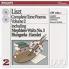 Liszt: Complete Tone Poems, Vol.2 (2 CDs)