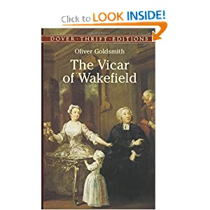 The Vicar of Wakefield (Dover Thrift Editions) Oliver Goldsmith