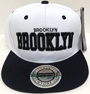 City Hunter Brooklyn Snapback by City Hunter
