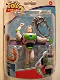 Toy Story 3 Buzz Lightyear Keychain- Figural Keyring