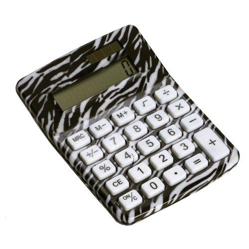 Zebra Animal Print Calculator