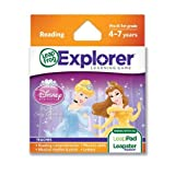 LeapFrog Explorer Learning Game: Disney Princess: Pop-Up Story Adventures (works with LeapPad & Leapster Explorer) Toy/Game/Play Child/Kid/Children