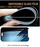 TEMPERED GLASS 0.2mm UNBREAKABLE REUSABLE SCREEN PROTECTOR Film Guard FOR MICROMAX CANVAS HD A116