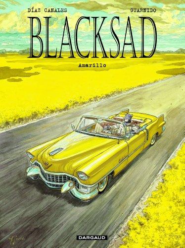 Blacksad T5 Amarillo