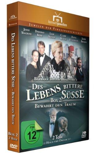 Des Lebens bittere Süße - Box 2: Bewahrt den Traum (Fernsehjuwelen) [2 DVDs]