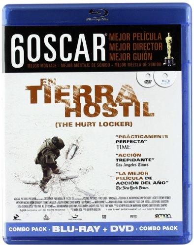 En Tierra Hostil  (Combo) [Blu-ray]