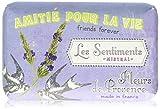 Mistral LLC Les Sentiments French Gift Soap, Fleurs de Provence