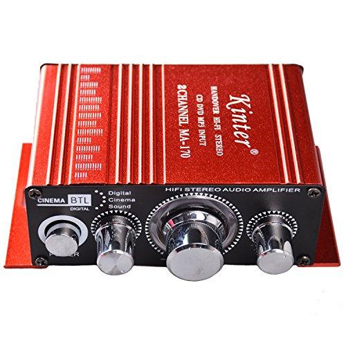ONEU-Mini-Verstrker-HIFI-Digital-Stereo-Musik-audio-hohe-Energie-Fahrzeug-2-Kanal-Endstufe-fr-Auto-KFZ-Moto-CD-MD-MP4-IPOD-MP3