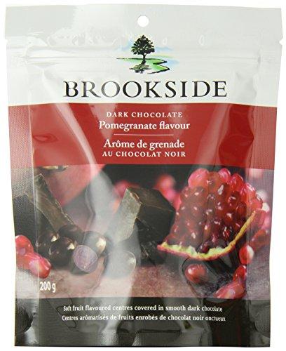 Brookside Dark Chocolate Pomegranate, 200 Gram
