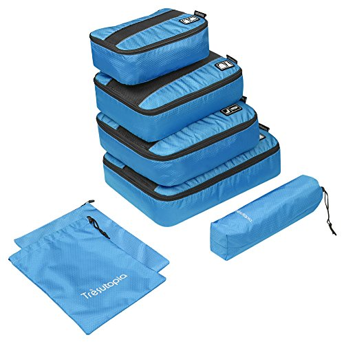 tresutopia-mobutler-6-piece-travel-organiser-luggage-packing-cubes-4-cubes-1-laundry-bag-1-shoes-bag