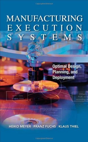 Manufacturing Execution Systems (MES): Optimal