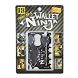House of Quirk Wallet Ninja 18-in-1 Survival Tool Kit Multifunction Useful & Credit Card Style