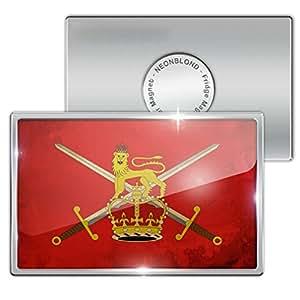 Amazon.com: Fridge Magnet British Army Flag - Neonblond ...