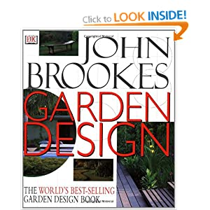 John brookes garden design revised john for Best garden design books uk