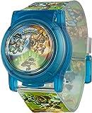 Skylanders - SKY48 - Montre Enfant - Quartz Digital - Bracelet Plastique Multicolore