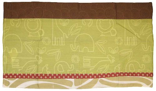 Cocalo Noah and Friends Window Valance - 1