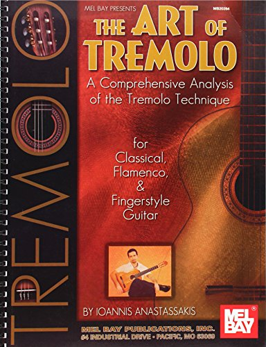Mel Bay Presents Art Of Tremolo