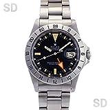 [ロレックス]ROLEX腕時計 エクスプローラーII ブラック Ref:1655 メンズ [アンティーク] [並行輸入品]