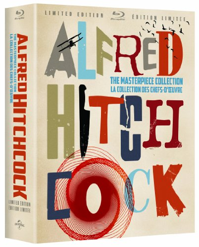 Alfred Hitchcock – The Masterpeice Collection