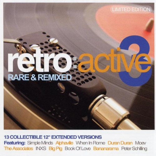 Retro Active 3: Rare & Remixed