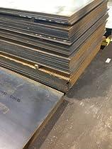 Bullseye Metals 3/8 .375 Steel Plate 4