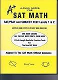 A-Plus Notes for SAT Math