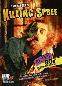 Killing Spree: Retro 80s Edition