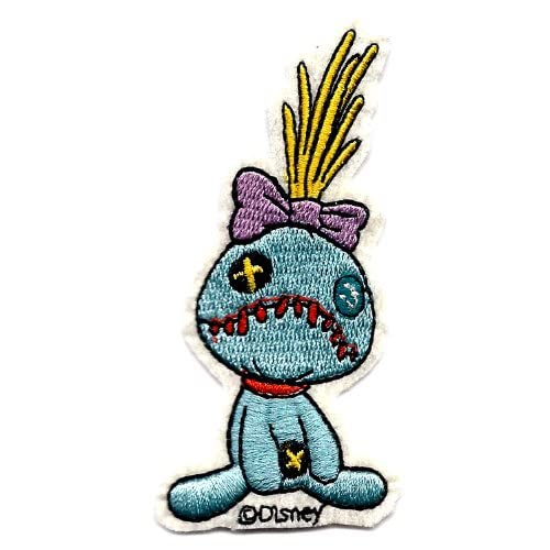 in Disney's Lilo & Stitch Movie Embroidered Iron On / Sew On Patch