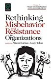 img - for Rethinking Misbehavior and Resistance in Organizations (Advances in Industrial and Labor Relations) (Advances in Industrial & Labor Relations) book / textbook / text book