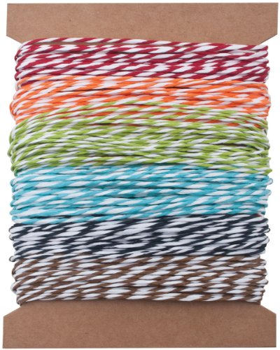 stripes-paper-string-by-tim-holtz-idea-ology-5-yards-of-each-color-6-colors-th93043