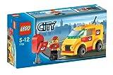 レゴ シティ 郵便トラック 7731