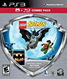 LEGO Batman - Silver Shield Combo Pack - Playstation 3