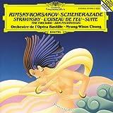 Rimsky-Korsakov: Sheherazade Suite / Stravinsky: The Firebird Stravinsky