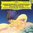 Rimsky-Korsakov : Sch�h�razade - Stravinsky : L'oiseau de feu