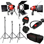 Continuous Lighting projectors Kit -1...