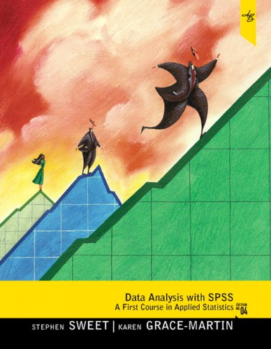 Data Analysis with SPSS: A First Course in Applied...