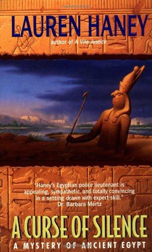 A Curse of Silence: A Mystery of Ancient Egypt